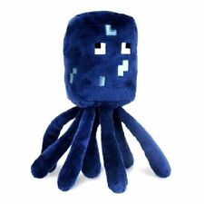"Fast Shipping Squid 7"" Minecraft Overworld Mini Plush Licensed Jazware Christmas"