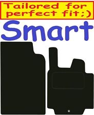 Smart For Two BRABUS Tailored car mats ** Deluxe Quality ** 2014 2013 2012 2011
