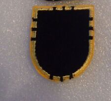 AIRBORNE BERET FLASH. 6TH BN,327TH AIRBORNE INFANTRY RGT