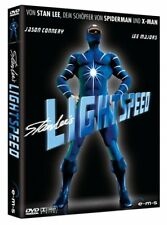 Stan Lee's Lightspeed ( Action-Sci-Fi UNCUT ) mit Jason Connery, Lee Majors NEU