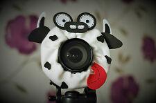 Lente de Cámara divertido Vaca Foto Prop Niños Bebé Foto Cumpleaños