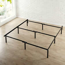Priage 12-inch Compact California King Bed Frame