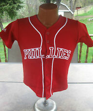 Vintage Baseball Youth Majestic Authentic Phillies JIM THOME Jersey Small Rare