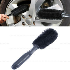 Alloy Wheel Tire Brush Car Valeting Motor Bike Washing Cleaner Tool Durable Hot