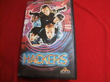 """VHS MGM HOME VIDEO """" HACKERS"""" EX NOLO"""
