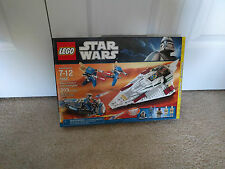 LEGO Star Wars MACE WINDU'S JEDI STARFIGHER 7868 Brand New Set Sealed