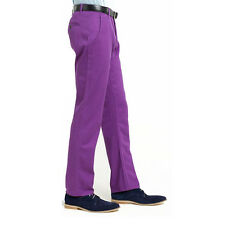 MEN ASQUITH & FOX CLASSIC LONG - REGULAR FIT CHINO TROUSERS SIZE 30 - 44