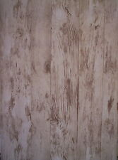 FAUX BARNWOOD HEAVY TEXTURED YORK WALLPAPER # 202