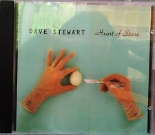 Dave Stewart - Heart Of Stone CD Single (CD 1994) + 2 Extra Tracks