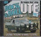 ROCK & ROLL SONGS FOR MY UTE - VOLUME 2 - VARIOUS ARTISTS on 2 CD's