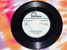 THE SILKIE You've Got To Hide Your Love Away b/w City Winds FONTANA VG+ PROMO