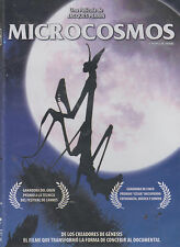 DVD - Microcosmos NEW Le Pelupe De L' Herbe Jacques Perrin FAST SHIPPING !