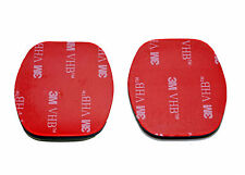 2x 3M VHB Rplacement Adhesive Sticker for GoPro Flat Surface Mount