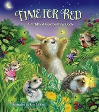 Time for Bed! : A Cozy Counting Bedtime Book (2015, Board Book)