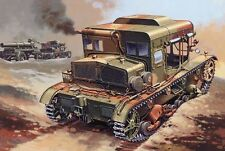 C7P-artillerie & recovery lourd tracteur-pologne 1939 1/35 mirage