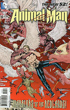 Animal Man #10 (NM) `12 Lemire/ Pugh