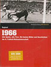 England 8. Fußball-WM 1966 Süddeutsche Zeitung WM Bibliothek NEU! OVP