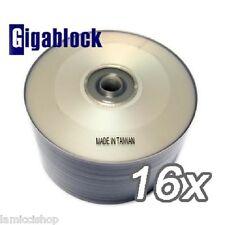 300 SILVER INKJET HUB PRINTABLE DVD-R 1-16x Blank Media