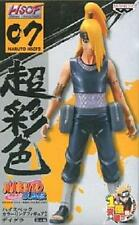 Banpresto Naruto Shippuden Figure Deidara HSCF 7 Japan Unopened New