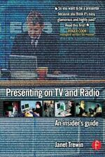 Presenting on TV and Radio: An insider's guide-ExLibrary