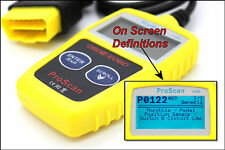 Scanner diagnostic Universal CAR OBD VW Audi Fault Code Reader scan tool 11611_1