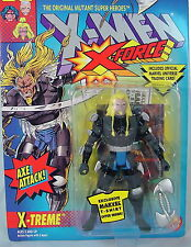 Vintage 1994 Marvel Comics~ X-Force X-TREME~ Uncanny X-Men Figure ToyBiz  MOC