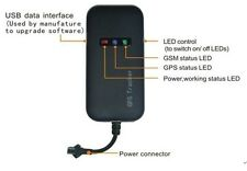 GT02A GPS TRACKER VEHICLE +REAL TIME + 2 Year Manufacturer WARRANTY