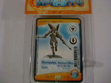 Infinity Corvus Belli Diomedes Ekdromoi Officer Aleph Army blister metal new