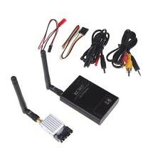 5.8G FPV 200mW AV Cable Transmitter TX 5.8GHz Rx Receiver TS351+RC805 Kit 2000M