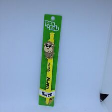 AIDEN Children's Personalised Animal Pen with FREE Bookmark
