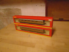 HORNBY LNER gresley coaches unused