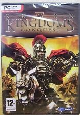 SEVEN KINGDOMS CONQUEST ( PC GAME ) NEW SEALED