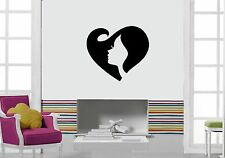Wall Stickers Vinyl Decal Hot Sexy Girl Beauty Hair Barbershop Spa Salon  ig061
