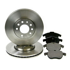 Pagid Front Brake Kit (285mm Vented/ATE System) Discs & Pads Vauxhall Vectra C