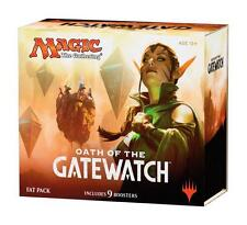 MAGIC THE GATHERING OATH OF THE GATEWATCH FAT PACK FACTORY SEALED ENGLISH