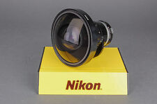 Nikon 8mm f/2.8 Non-Ai Fisheye Lens Mint Condition