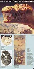 Blue Öyster Cult: Cultösaurus Erectus  Neun Songs! Von 1980! Neue CD! 1A