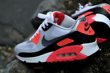 NIKE AIR MAX 90 INFRARED HYPERFUSE SZ 12.5 HYP NRG AM90 PATCH CORK supreme team