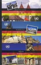 UNO - 2009 MARKENHEFTE DEUTSCHLAND - MH 14 gestempelt - GENF NEW YORK WIEN