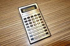 Texas Instruments  TI 30 LCD Taschenrechner. Alt .  Für Batterie