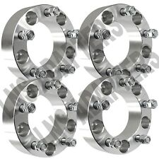 "4pcs Dodge 5x5.5 1.25""  Wheel Spacers fits Ram 1500 Ramcharger Trucks  W150"