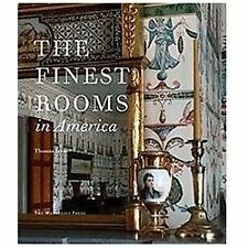 The Finest Rooms in America-ExLibrary