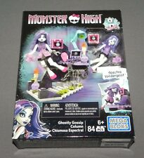 Mega Bloks Spectra Vondergeist Ghostly Gossip Column Playset Monster High DLB79