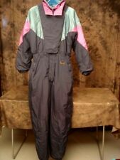 Winter Sports Innsbruck Snowsuit Womens Medium Insulated Warm Heavy Weight GC