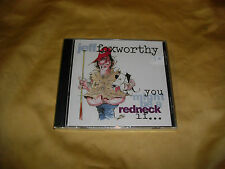You Might Be a Redneck If... by Jeff Foxworthy (CD, Jun-1993, Warner Bros.)