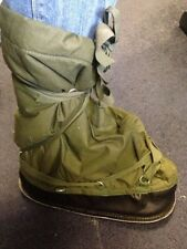 Extreme Cold Weather Overboot British Army Falklands. Marines. Arctic. Moonboots