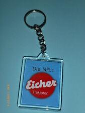 Eicher Nr. 1 Plexi-Anhänger Traktor Schlepper Trecker