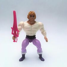1981 He-Man Masters Of The Universe - Prince Adam (Soft Head) - Mattel - Taiwan