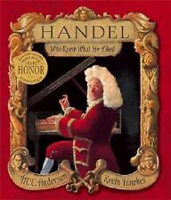Handel, Who Knew What He Liked-ExLibrary