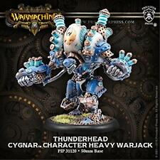 Warmachine Cygnar Thunderhead Character Heavy Warjack Privateer Press PIP 31120